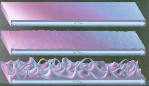 Resultado de imagen de Espuma cuántica