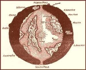 Tierra hueca - Mundo Paralelo oculto dentro de la Tierra